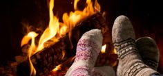 How to find comfort in the bleak midwinter: hygge // washington post Cozy Socks, Dinner With Friends, The Weather Channel, Real Estate News, Working Moms, Home Improvement Projects, Cheap Home Decor, Renting A House, Home Remedies
