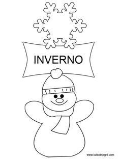 inverno-addobbi-aula-scuola December Daily, Snowflakes, Snowman, Origami, Snoopy, Classroom, Quilts, Education, School