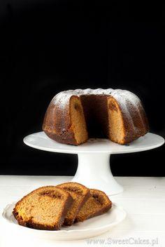 Babka karmelowa z nadzieniem Dulce de Leche Bundt Cake