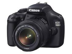 Canon EOS 1100D + EF-S 18-55 III