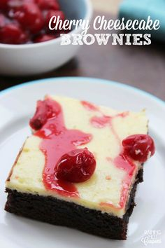 """Sponsored Link *Get more RECIPES from Raining Hot Coupons here* *Pin it* by clicking the PIN button on the image above! Repin It Here Oh my…GOSH! These cheesecake brownies are delicious, sweet and one of my favorite desserts to make for the adults """"Birthday Cake"""". My hubby loves cheesecake so he always gets excited when …"""