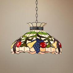 Quoizel kami tiffany style mini pendant light style r9751 mini ripe fruit 3 light tiffany style glass pendant light style w3142 workwithnaturefo