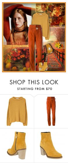 """Colorful Nature"" by kiki-bi ❤ liked on Polyvore featuring H&M, MANGO, Vanessa Bruno, Moods of Norway, fallfashion, falltrend and Fall2016"