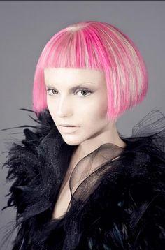MARVEL COLLECTION WINNER DESPUNTAN AWARDS OCTOBER 2012 BY JOSEP NAVARRO http://hairessbox.co.uk #hair #trends
