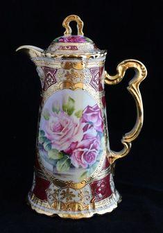 Porcelain DIY Mug - - Porcelain Bathroom - Porcelain Skin Beauty - - Japanese Porcelain, Cold Porcelain, Porcelain Skin, Porcelain Doll, Painted Porcelain, White Porcelain, Chocolate Pots, Chocolate Coffee, Tea Pot Set