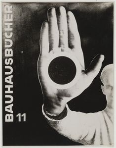 László Moholy-Nagy Bauhausbücher 11 (Bauhaus Books Gelatin silver x 4 x cm) Moma, Laszlo Moholy Nagy, Pop Art, Philip Johnson, Bauhaus Design, Walter Gropius, Gelatin Silver Print, Paul Klee, Graphic Design Typography