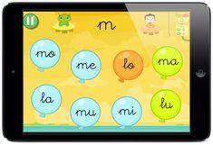 App para practicar la lector-escritura