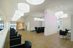 Intercoiffure Dätwyler. Lighting products: iGuzzini illuminazione #iGuzzini #Light #Lighting