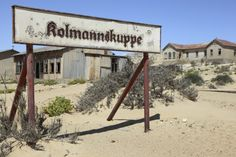 Kolmanskop - Namibia Sehenswürdigkeiten