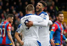 Match-winner Mahrez relieved at Palace victory