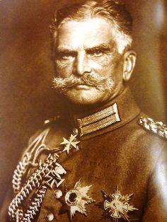 August Von Mackensen, one of the last great German Monarchists.