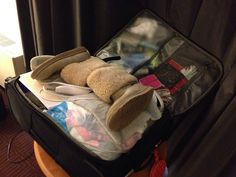 The best way to pack for any trip so your bag doesn't end up busting open during travel: http://travelleaderscny.com/2014/08/18/the-best-way-to-pack-for-any-trip/