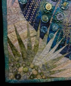 Jill from Jillions of Buttons  recently posted some photos on her Facebook page  that she took while at the 2011 Denver National Quilt Festi...