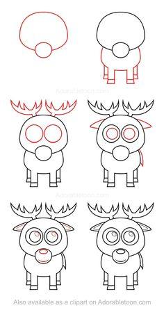 2014 10 en elg drawings pinterest att rita rita s h r och rita - Comment dessiner une fourmi ...
