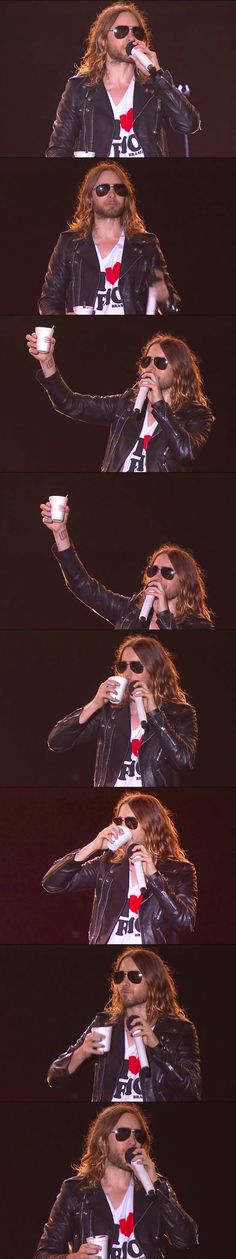 Jared Leto, Rock In Rio 2013
