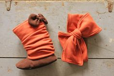 Toddler Girl Boots Baby Girl Shoes Soft Soled by BitsyBlossom