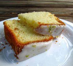 Pastel de limón casero con glaseado de azúcar... El sabor refrescante convierte a este postre o merienda en una receta deliciosa. Ingredientes: 1 y... - Angel Encantador - Google+