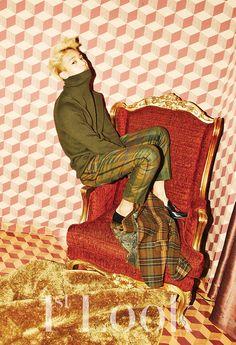 Gi Kwang - 1st Look Magazine Vol.75