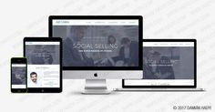 Ale Cabral website. // Design + Wordpress // 2017