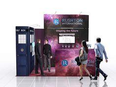Custom Exhibition Stand Design (754)