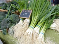 chemopreventative foods: studies show scallions may help prevent colon cancer. celiacs have an increased risk of colon cancer, so load up on the scallions! in addition to this, scallions impair genes that store fat, help lower blood pressure and are anti-inflammatory.