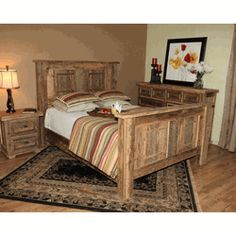 Diamond Point Dreamcatcher Barnwood Bed Reclaimed Wood Beds Diamond Point Dreamcatcher Barnwood Bed This beautiful handmade bed is crafted from Barnwood Bed, Rustic Furniture, Barn Wood, Bed, Furniture, Wood Furniture, Transitional Living Room Furniture, Italian Home Decor, Rustic Bedroom Furniture