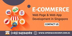 Join the ecommerce trend with an of your own! Boast the best biz, call today and get an amazing website developed! Ecommerce Solutions, Web Development Company, A Team, Online Business, Singapore, Join, Marketing, Website, Amazing