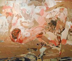 Cecily Brown 2013. Female contemporary painting.