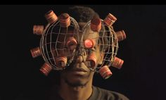 AADAT Art » African & Afro-Diasporan Art Talks >>Cyrus Kabiru: C-Stunners - AADAT Art Art Cart, Junk Art, Wearable Art, Afro, Eyeglasses, Masks, Body Art, February, Sketch