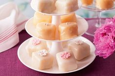 Recipe for petit fours easy