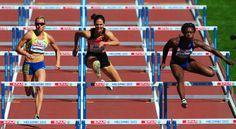 Ida Antoinette Nana Djimou Photos - 12th IAAF World Athletics Championships - Day Two - Zimbio