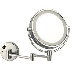 Makeup Mirror, Nameeks AR7705, Double Face Round LED Makeup Mirror AR7705