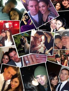 Happy 4th Anniversary to Jenna Dewan-Tatum and Channing Tatum!!!