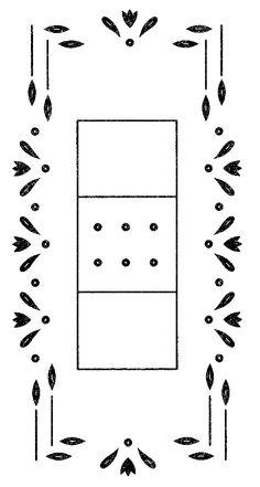 hobbydots patroon pleister