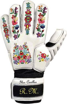 Lewis Hamilton and Iker Casillas, also fancy the design of kalocsa embroidery from Hungary Soccer Goalie, Soccer Gear, Soccer Stuff, Madrid Soccer Team, Soccer Warm Ups, Goalie Gloves, Bernabeu, Most Popular Sports, Hungarian Embroidery