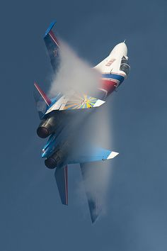 Sukhoi's Su-27