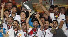Tα πάντα όλα εδώ News !: EUROPA LEAGUE : Κυπελλούχος η Σεβίλλη !
