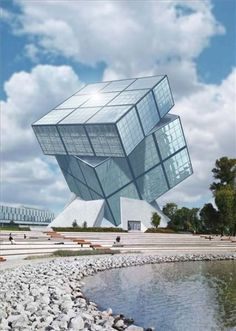 Museum of Erno Rubik and His World Famous Cube of Rubik, Budapest, Hungary
