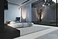 Unique Modern Bedroom Design Ideas for Your Inspiration Modern Bedroom Design, Home Room Design, House Design, Bedroom Sets, Home Bedroom, Bedroom Decor, Bedrooms, Minimalist Bedroom, Minimalist Home
