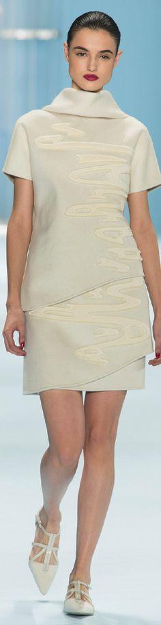 Fall 2015 Ready-to-Wear Carolina Herrera
