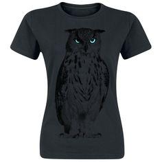 Girlie trøje - Girlie trøje af Black Owl - Artikelnr.: 265954 - fra 149,95 kr - EMP Danmark ::: Merchandise ::: Streetwear ::: Modetøj