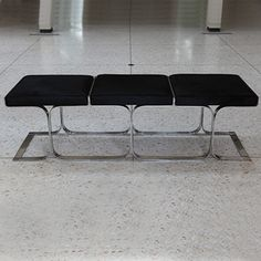 Retro Airline Bench