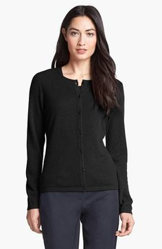 Nordstrom Collection Textured Cashmere Cardigan available at #Nordstrom