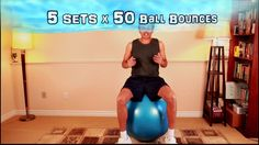 Core Ball Exercises (Yr 2 Epi 24)
