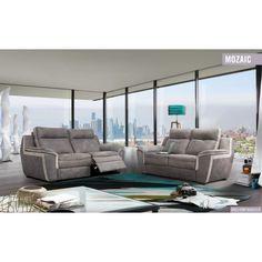 Mozaic ülőgarnitúra - rendelhető opció: elektromos relax funkció