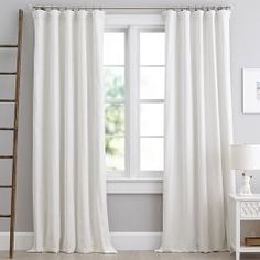 Curtains, Window Treatments, Drapes & Bedroom Curtains | PBteen