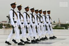 Pakistan Navy_Parallel steps >> www.Graphicview.net
