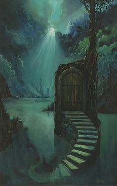 Door to Dreams by graemeb.deviantart.com on @DeviantArt