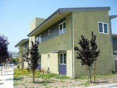 "2009 - ""Glendale Accessible Apartments"" (United Cerebral Palsy - Casa de la Amistad) Glendale, CA - Built for Glendale Community Housing Corp. – By Alpha Construction, Inc - Superintendent: Phil Logan"