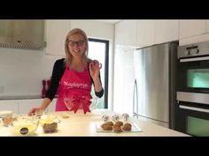 Madame Labriski - Ces galettes dont tout le monde parle - : La Sel que j'aime (caramel & fleur de sel) Biscuits, Ha Ha, Galette, Madame, Delish, Muffins, Cookies, Cooking Food, Fiber Sources